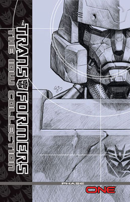 Transformers IDW Collection cover