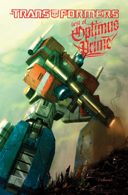 TRANSFORMERS: Best of Optimus Prime