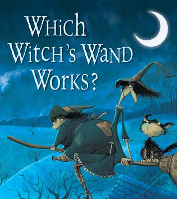 Which Witchs Wand Works cover