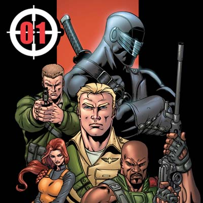 GI JOE Origins #1 app