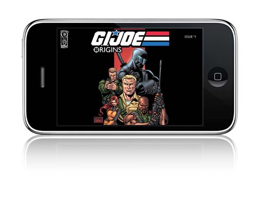 GI JOE Origins iPhone