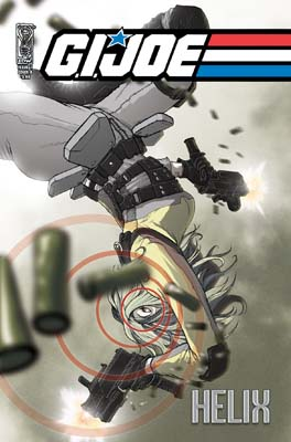 G.I. JOE Special: Helix #1 cover