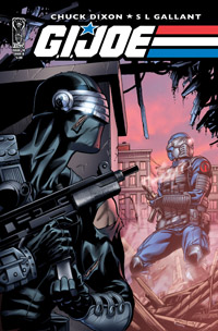GI JOE #10 cover