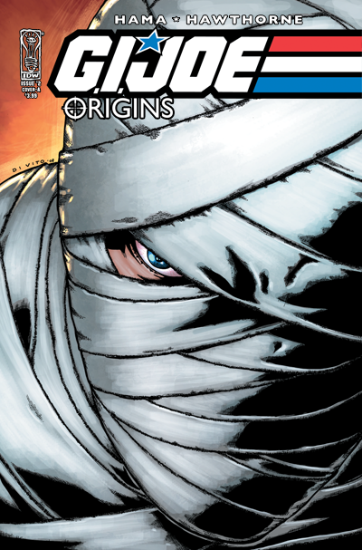 GI JOE: Origins, Issue #2