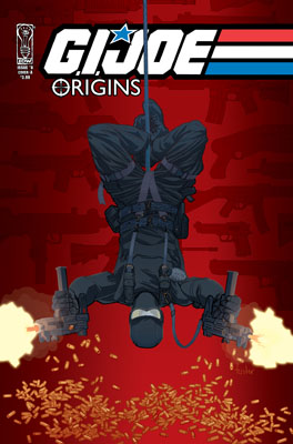 GI JOE ORIGINS #8 COVER