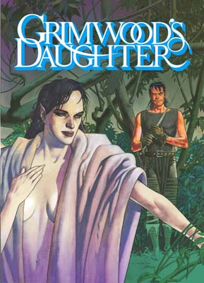 Grimwoods Daugher cover