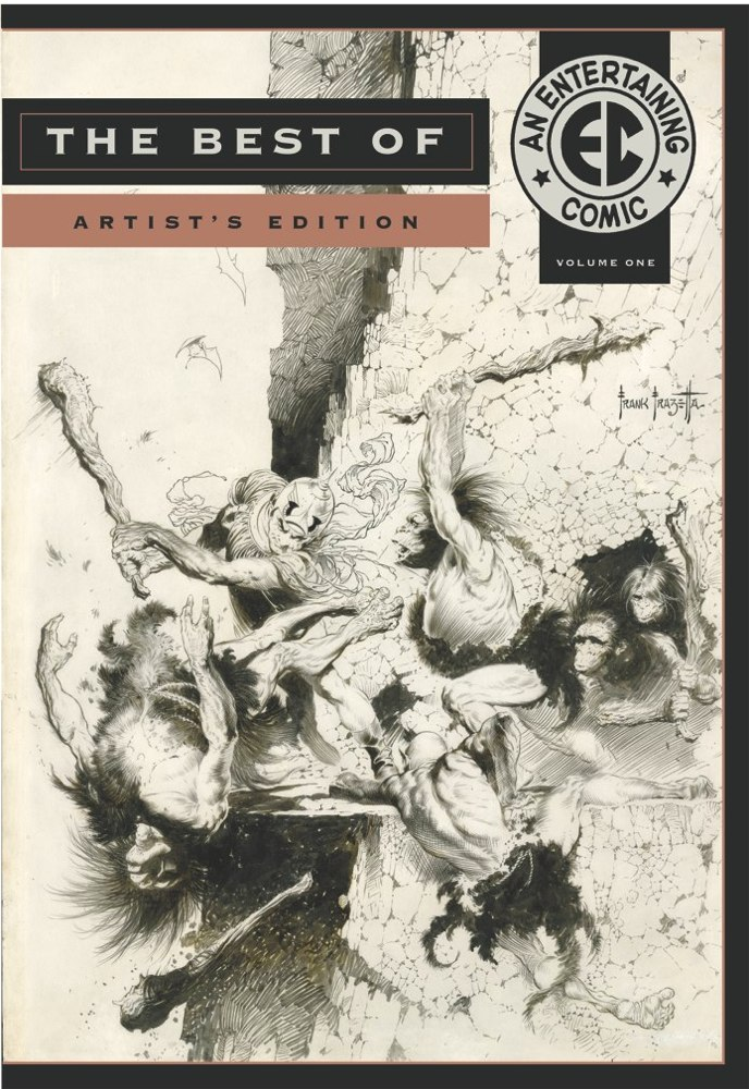 best of ec comics artist s edition coming in june from idw idw