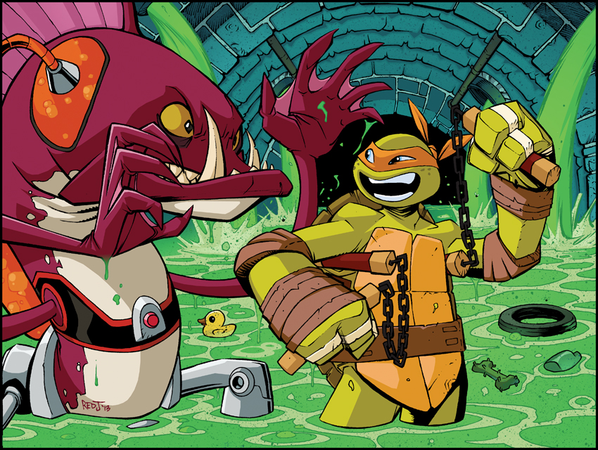 Idw Expands The Micro Comic Fun Pack Line Idw Publishing