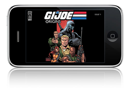 G.I. JOE Origins Digital
