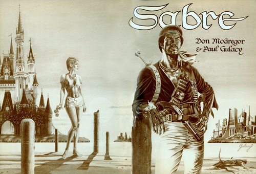 Classic Comic Covers - Page 3 Sabre