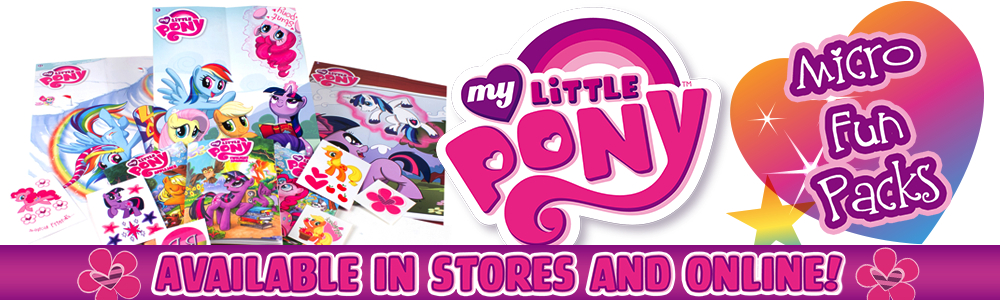 My Little Pony: Micro-Fun Packs