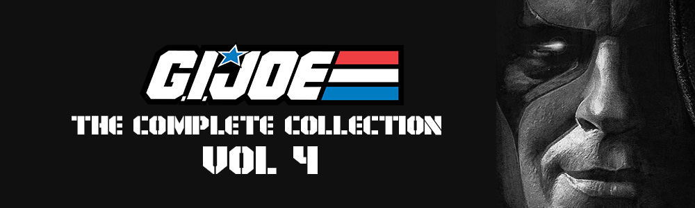 G.I. Joe: Complete Collection Vol. 4
