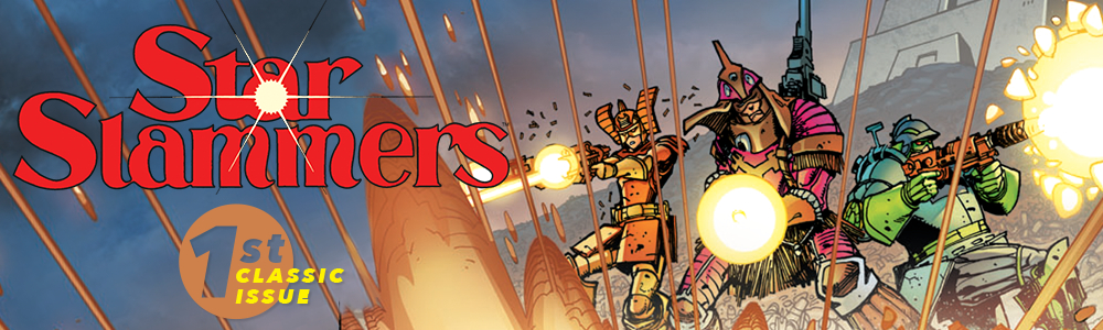 Star Slammers Remastered! #1